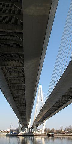 Большой обуховский мост вантовый